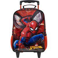 Mala Com Rodas 16 Spider-Man – R2/21 - 9470 - Artigo Escolar
