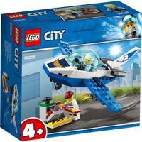 Lego City - Patrulha Aérea - Jato Patrulha - 60206 Lego 60206