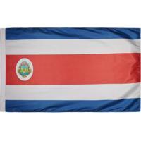 Bandeira Costa Rica Torcedor 2 Panos
