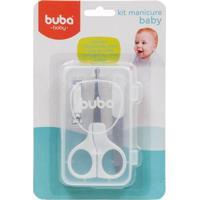 Kit Manicure Baby 4 Peças Com Estojo