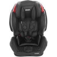 Cadeira Para Auto - De 9 A 36 Kg - Cockpit Carbon - Infanti - Unissex-Preto