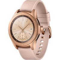 Smartwatch Samsung Galaxy Watch Bt 42Mm Sm-R810 Rose Gold