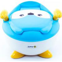 Troninho Fox Potty Safety 1St Blue