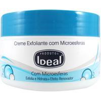 Creme Esfoliante Ideal Com Microesferas 240G