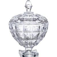 Bomboniere Aquamarine- Cristal- 25Xã˜17,5Cm- Fullfull Fit