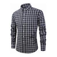Camisa Xadrez Lexington Masculina - Preta