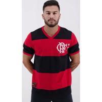 Camisa Flamengo Retrô Libertadores Masculina - Masculino