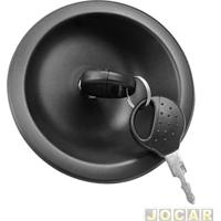 Tampa Do Tanque De Combustível - Hoggar 2010 Até 2014 - Cada (Unidade)
