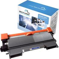 Cartucho Toner Para Impressora Multilaser Tn410 Preto