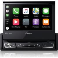 "Dvd Player Automotivo Avh-Z7280Tv Tela Retrátil De 7"" Com Apple Carpl"