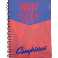 Caderno Foroni Barcelona Força Barça 1 Matéria