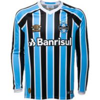 Camisa Umbro Grêmio Of.1 18 Fan 3G