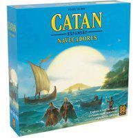 Jogo De Tabuleiro - Catan - Expansão Navegadores - Grow