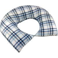 Almofada Travesseiro Amamentação Pocho Antialérgico Azul