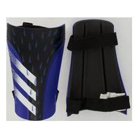 Caneleira Adidas Predator Training Azul E Preta