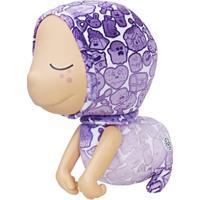 Pelúcia 15 Cm - Hanazuki Little Dream - Pequeno Sonhador - Purple - Hasbro - Feminino