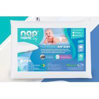 Travesseiro Nap Baby Branco