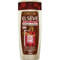 Shampoo Reparação Total 5 Química Elseve 400Ml