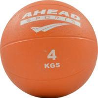 Medicine Ball Ahead Sports As1211 4Kg - Kanui