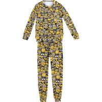 Pijama Minionsâ® - Amarelo & Preto - Kids - Pucpuc
