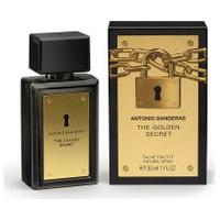 Perfume Antonio Banderas The Golden Secret Masculino Eau De Toilette 30Ml