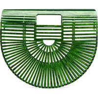 Cult Gaia Clutch Ark - Verde