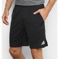 Shorts Adidas All Set Masculino - Masculino-Preto