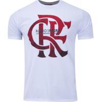 Camiseta Do Flamengo Rubro 20 - Masculina - Branco