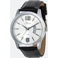 Relógio Masculino Condor Co2115Ksv K2K Analógico 5Atm + Canivete