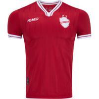 Camisa Do Vila Nova Iii 2019 Nº 10 Numer - Masculina - Vermelho