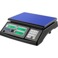 Balança Digital Com Bateria 15Kg Sa110 Preta Elgin