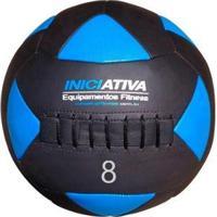 Wall Ball Iniciativa Fitness 18Lb - 8Kg Unid. - Unissex