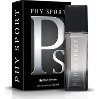 Colônia Phytoderm Phy Sport Masculino