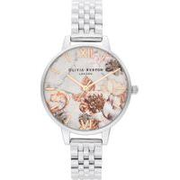 Relógio Olivia Burton Feminino Aço - Ob16Cs31