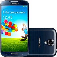 """Smartphone Samsung Galaxy S4 - Preto - 3G - 16Gb - 5"""" - 13Mp - Android 4.2"""