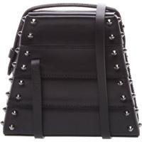 New Bucket Bag Lola Box Studs Black | Schutz