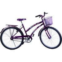 Bicicleta Dalannio Bike Aro 24 Susi Feminina - Feminino