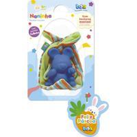 Minha Naninha - Especial Embalagem De Páscoa - Azul - Toyster