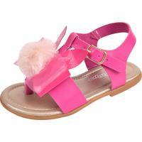 Sandália Daferinha Kids 3067 Pink