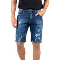 Bermuda Nicoboco Jeans Perry - Marinho (43478)
