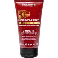 Creightons Keratin Pro 2 Minutes Super Smooth - Máscara De Hidratação 150Ml - Unissex-Incolor