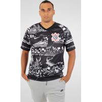 Camisa Nike Corinthians Iii Invasões Torcedor Pro Masculina