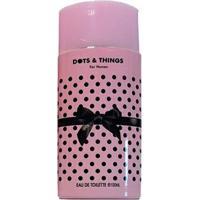 Dots & Things Pink Real Time - Perfume Feminino - Eau De Parfum 100Ml - Feminino-Incolor
