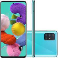 Smartphone Samsung Galaxy A51 128Gb Sm-A515F Nacional Azul