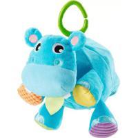 Pelúcia De Atividades - Hipopótamo Bola - Atividades Divertidas - Fisher-Price