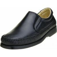 Sapato Clacle Conforto - Masculino-Preto