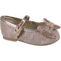 Sapato Molekinha Bebê Infantil