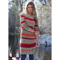 Vestido De Lã Cinza
