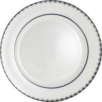 Jogo De Jantar 6 Peças Alto Relevo De Porcelana - Unissex