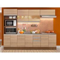 Cozinha Completa Glamy 10 Pt 3 Gv Rustic E Saara